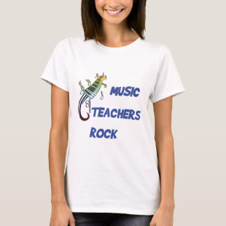 MUSIC TEACHERS ROCK T-Shirt
