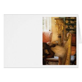 Music - The Harp Card