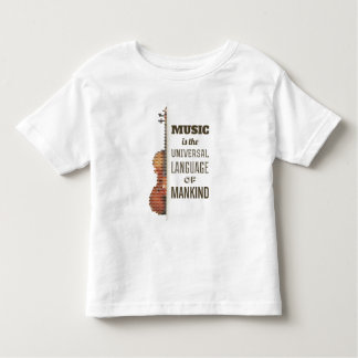 Music The Universal Language | Shirt