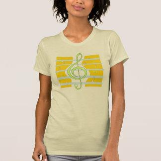Music Theme Design T-shirt