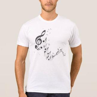 music theme shirt