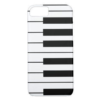 music-themed piano keys iPhone 7 case