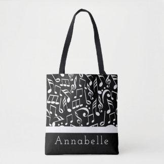 Music Tre Chique Tote Bag