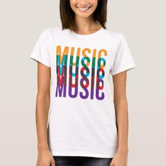 Music | Typography T-Shirt