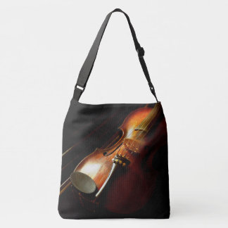 Music - Violin - The classics Crossbody Bag