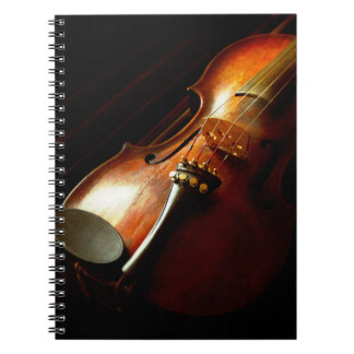 Music - Violin - The classics Notebook
