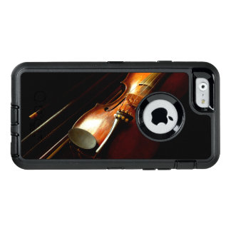 Music - Violin - The classics OtterBox Defender iPhone Case