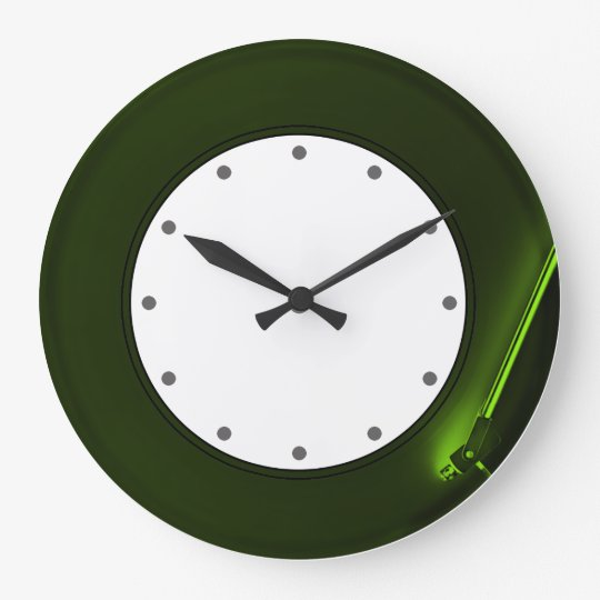 Music Wall Clocks