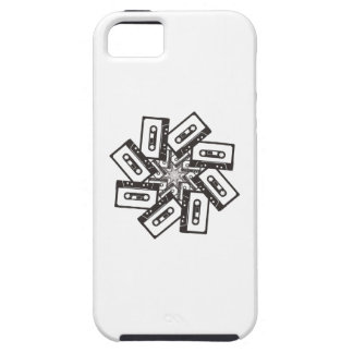Music Whirl Case For The iPhone 5