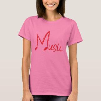 Music (Women) T-Shirt