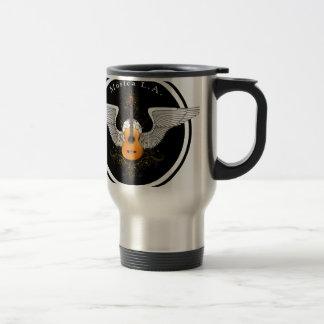 Musica LA Acoustic Logo Travel Mug