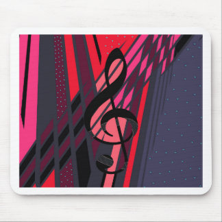 Musical Art Dimensions Mouse Pad