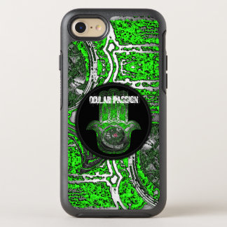 Musical Awakening (Greenish) OtterBox Symmetry iPhone 8/7 Case