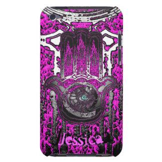 Musical Awakening (Pink) iPod Touch Case