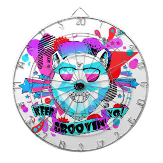 Musical Bear Dartboard