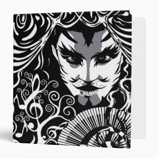 Musical catman Binder