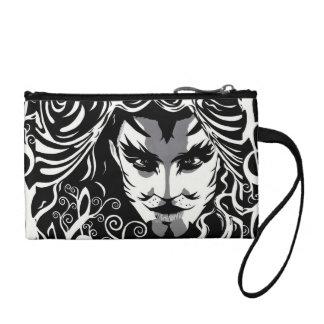 Musical catman coin purse