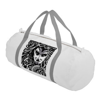 Musical Catman duffle bag