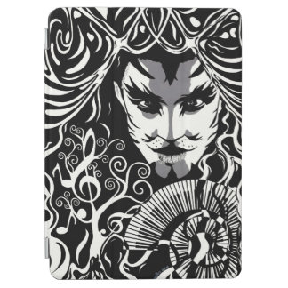 Musical Catman tablet ipad cover