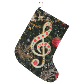 Musical Christmas Stocking Design