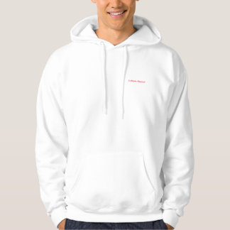 Musical collection hoodie