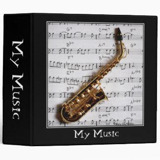 "Musical Customizable 2"" Binder/Album Binders"