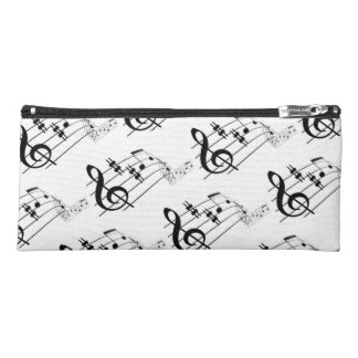 Musical Design Back To School Pencil Case