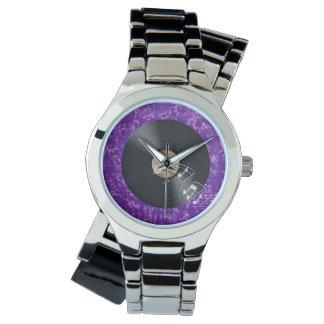 Musical environment wristwatch