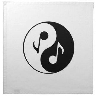 Musical Fusion Napkin