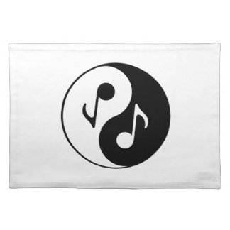 Musical Fusion Placemat