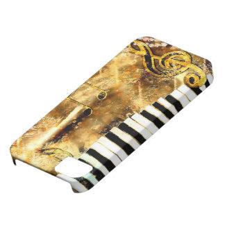Musical Grunge iPhone 5 Case