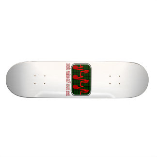 Musical Heartbeat Skate Board Decks