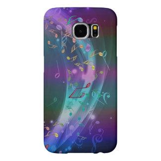 Musical Hurricane Samsung S6 Case