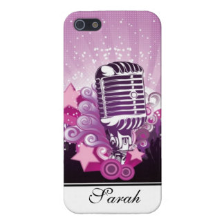 Musical Illustration iPhone 5 case