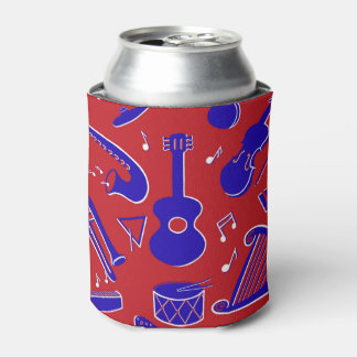Musical Instruments Can Cooler