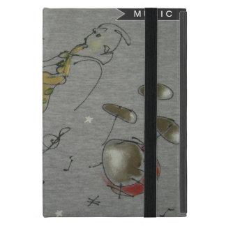 musical instruments design cases for iPad mini