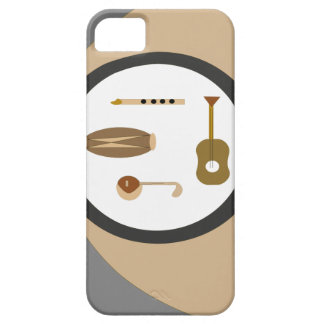 musical instruments iPhone 5 case