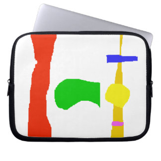 Musical Instruments Laptop Sleeve