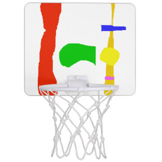 Musical Instruments Mini Basketball Hoop