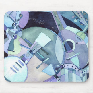 Musical Instruments Mouse Pad