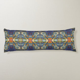 Musical Instruments Pattern Body Pillow