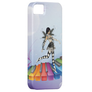 Musical Keyboard Faerie iPhone 5 Case
