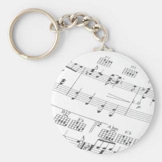 Musical KeyChain