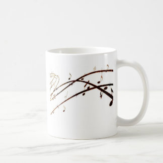 Musical Lava Notes Products Mugs