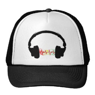 Musical Life Support Trucker Hat