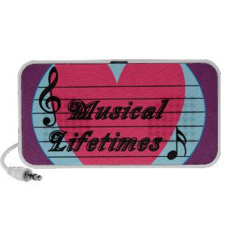 Musical Lifetimes Original Music Portable Speaker