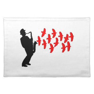 Musical Melody Placemat