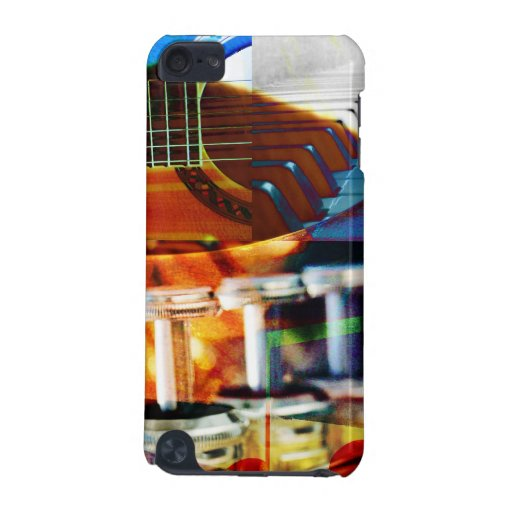 Musical Montage iPod Touch (5th Generation) Case