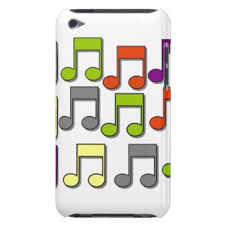 Musical Note iPod Case-Mate Case