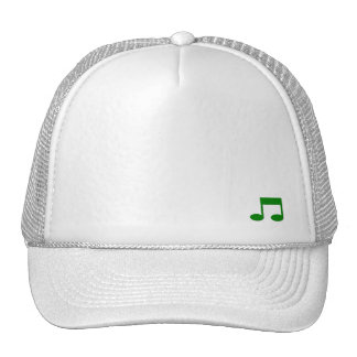 Musical Note Hat